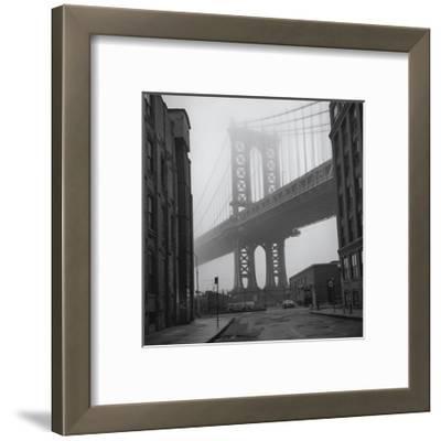 Manhattan Bridge Brooklyn View 2
