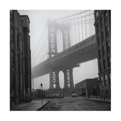 Manhattan Bridge Brooklyn View 2