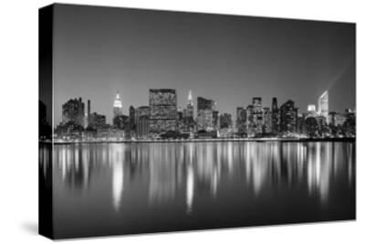 Manhattan East Side - New York City Skyline at Night