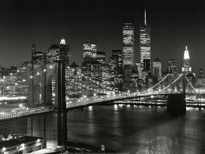New York, New York, Brooklyn Bridge