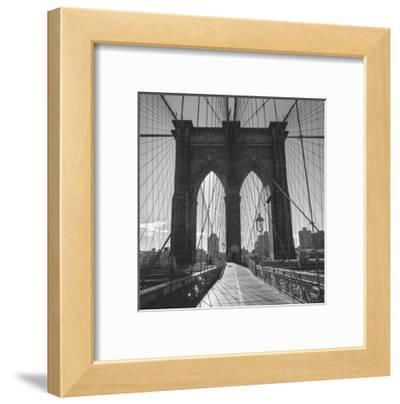 On the Brooklyn Bridge Shadows  2