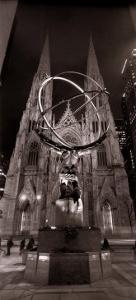Saint Patrick's Cathedral, New York City by Henri Silberman