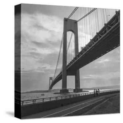 Verrazano Bridge, New York City Afernoon