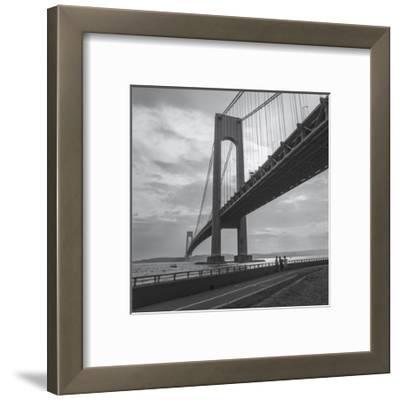 Verrazano Bridge, New York City Afernoon