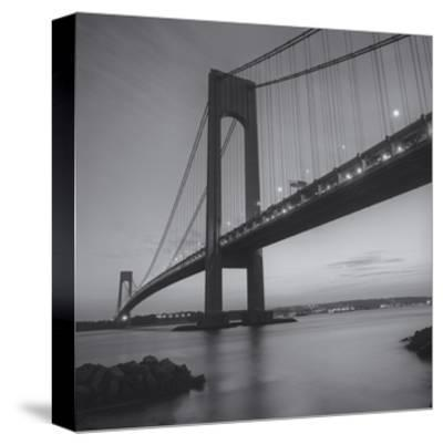 Verrazano Bridge, New York City at Night