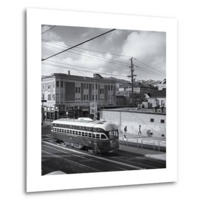 Vintage Trolley, San Francisco