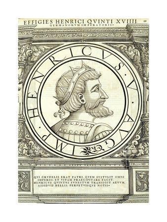 Henricus V-Hans Rudolf Manuel Deutsch-Giclee Print