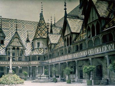 The Remarkable Hotel Dieu in Beaune