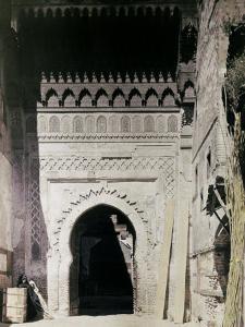 Typical Alley in Fez, Marocco by Henrie Chouanard