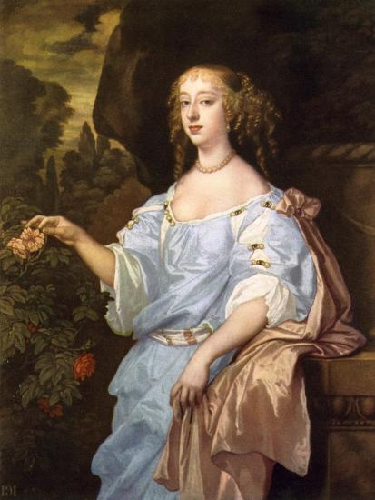 Henrietta Boyle, Countess of Rochester, C1660S-Peter Lely-Giclee Print