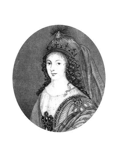 Henrietta, Duchess of Orleans--Giclee Print