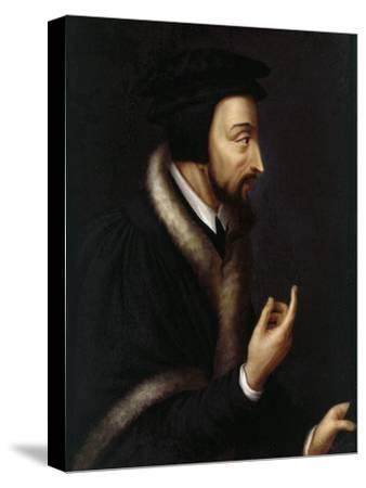 Jean Calvin, 1509-64 French Protestant Reformer