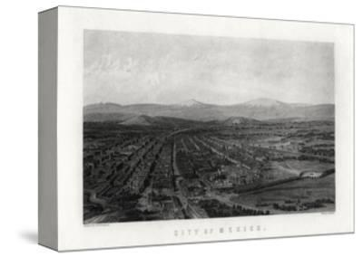 City of Mexico, 1883