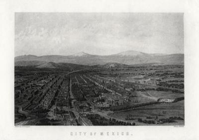 City of Mexico, 1883