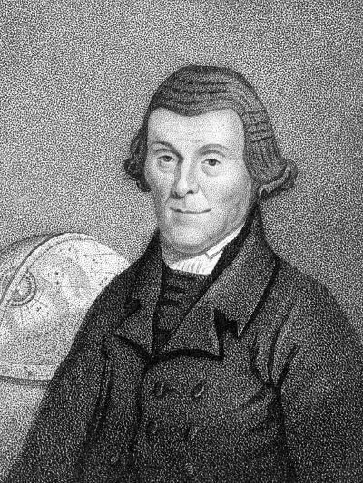 Henry Andrews, English Astronomical Calculator, Author of Moore's Almanack, C1800--Giclee Print