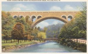 Henry Avenue Bridge, Philadelphia, Pennsylvania