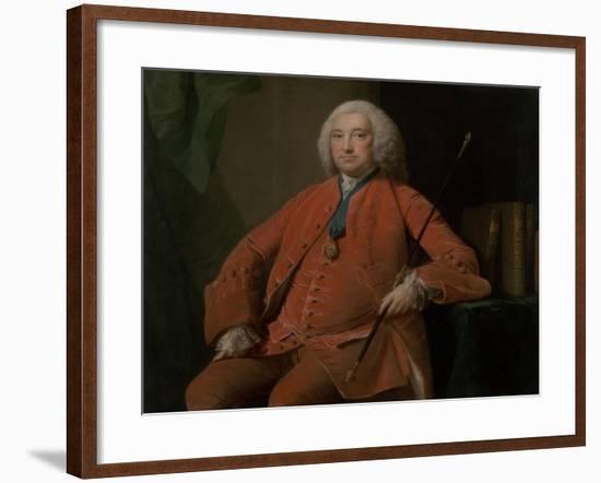 Henry Bellenden, C.1749-Allan Ramsay-Framed Giclee Print