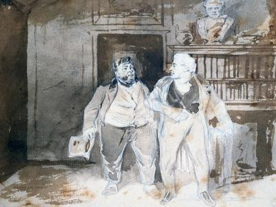Two Characters, C1825-1877
