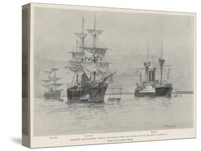 Obsolete Battle-Ships, Vessels Discarded from the Royal Navy by the King's Command