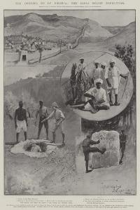 The Opening Up of Nigeria, the Zaria Relief Expedition by Henry Charles Seppings Wright