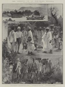 The Opening Up of Northern Nigeria by Henry Charles Seppings Wright
