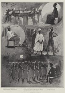 The Recent Rising in Sierra Leone by Henry Charles Seppings Wright