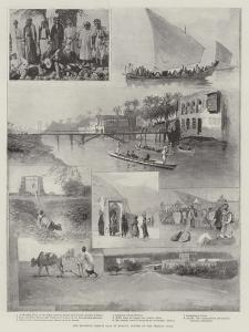 The Reported French Gain in Muscat, Scenes on the Persian Gulf by Henry Charles Seppings Wright