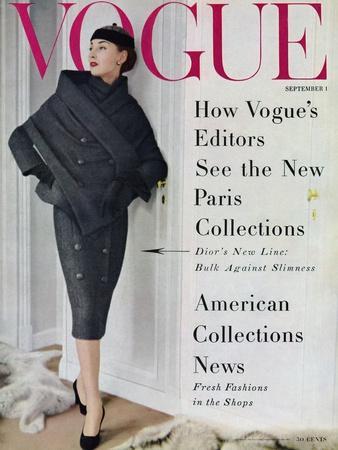 Vogue Cover - September 1955