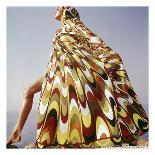 Vogue - January 1965 - Pucci Cover-up-Henry Clarke-Premium Photographic Print