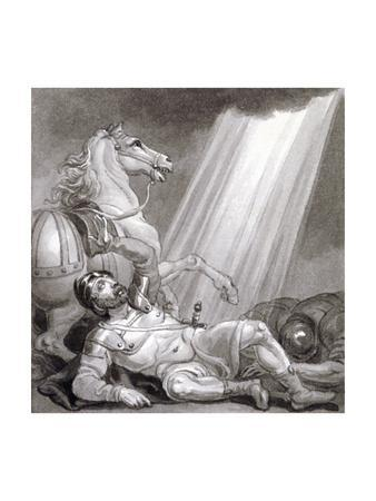 The Conversion of Saul, C1810-C1844