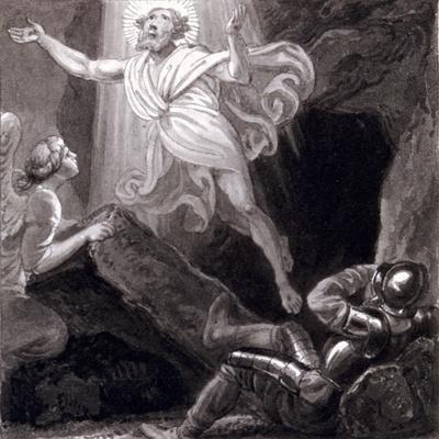 'The Resurrection' , C1810-C1844