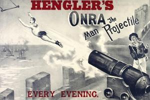 Hengler's Grand Cirque by Henry Evanion