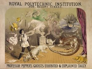 Royal Polytechnic Institution by Henry Evanion