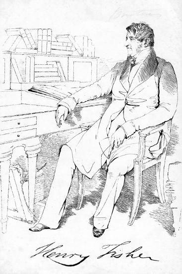 Henry Fisher, C19th Century--Giclee Print