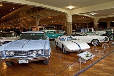 Henry Ford Museum in Dearborn, Michigan, USA-Joe Restuccia III-Photographic Print