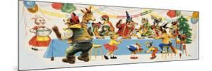 Brer Rabbit at a Party by Henry Fox