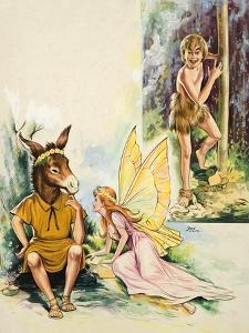 Midsummer Night's Dream by Henry Fox