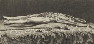 Abel, the First Victim Sacrificied to Envy by Henry Fuseli