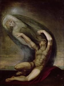 Achilles Searching for the Shade of Patrocles, 1803 by Henry Fuseli