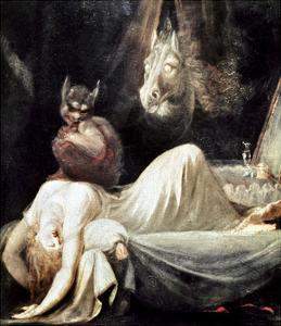 Fuseli: Nightmare, 1781 by Henry Fuseli