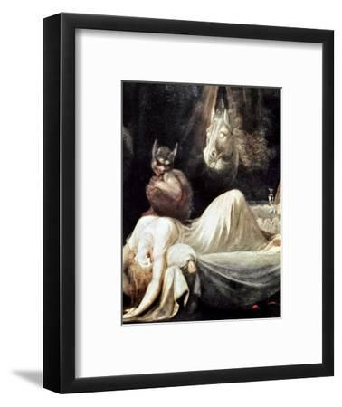 Fuseli: Nightmare, 1781