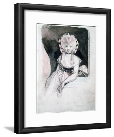 Portrait of Mrs Fuseli, 1741-1825
