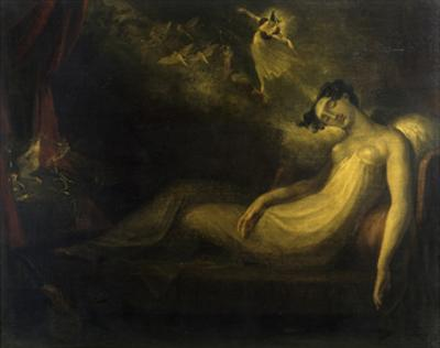 Queen Mab, 1814 (Romeo and Juliet)