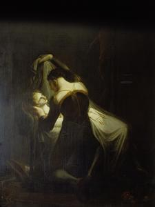 Romeo and Juliet by Henry Fuseli