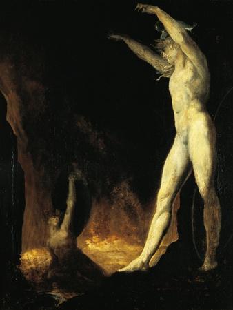 Satan Calling to Beelzebub, 1802