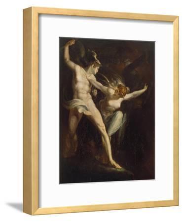 Satan Und Tod, Von Der Suende Getrennt, 1792/1802