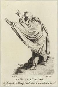 The Magician Balaam by Henry Fuseli