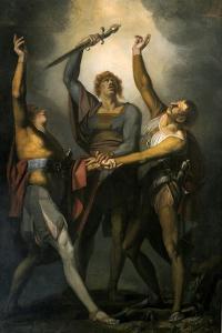 The Oath of the Rutli, 1778-1781 by Henry Fuseli