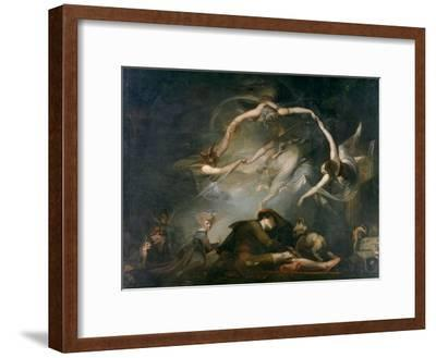 The Shepherd's Dream, from Paradise Lost, 1793