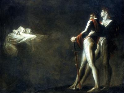 The Three Witches Appearing to Macbeth and Banquo, Late 18th Century